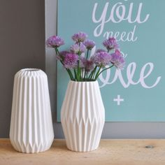 Image of Vases Origami