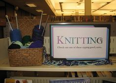 Ten Tips for Better Book Displays | 658.8 – Practical Marketing for Public Libraries