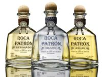 {if:Patrón Spirits unveils Roca Patrón, the company's first line of higher-proof tequilas produced entirely from the centuries-old tahona process.  I want one!! Patrón Spirits unveils Roca Patrón, the company's first line of higher-proof tequilas produced entirely from the centuries-old tahona process