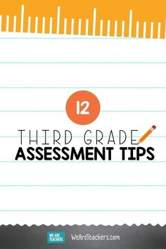 Knowing where students are at in their learning is critical, that's why these third grade assessment ideas are perfect ... in class or virtual. #assessment #assessmenttips #classroom #teaching #teacher #thirdgrade #elementary First Grade Assessment, Kindergarten Assessment, Formative Assessment, Teaching Kindergarten, Student Learning, Teaching Ideas, Fifth Grade, Third Grade, Teaching Second Grade