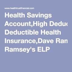 Benefits Of High Deductible Car Insurance