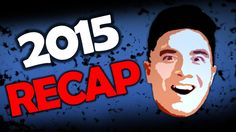 THANK YOU FOR AN AWESOME 2015!   RECAP #1