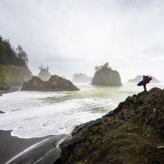 Find your unknown.  - @chrisburkard #getlostsomewhere #gooutside #surfmore #surfingrules #youreyesonthewater #surfcamcanadaphotooftheday by surfcamcanada