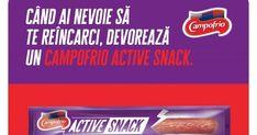 Un stil de viata activ cu Campofrio Active Snack Snacks, Food, Appetizers, Essen, Meals, Yemek, Treats, Eten