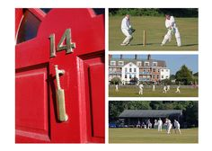 Cricket-lover's card