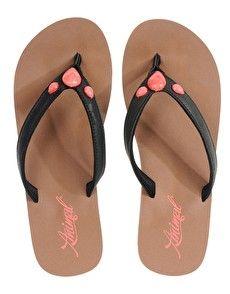 52e2031b2bc8e2 Animal Sista Flip Flop - Tan Shoes Flats Sandals