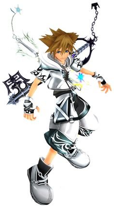 Sora - Final Form - Kingdom Hearts II