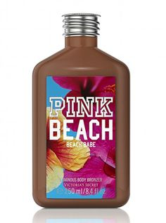 Smells amazing, feels amazing.  A great summer addition in the super soft lotion, shimmery bronzer, exfoliatiing scrub, and fragrance mist.