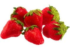 NO:1 5pcs Lifelike Artificial Strawberry Faux Fruit Fashion Home Decor - Red * To view further for this item, visit the image link.