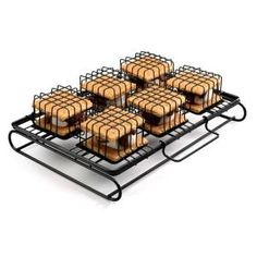 Getting this for my daughter--will save my silverware and cooktop where she sometimes roasts marshmallows!    1.5 lb. Smore to Love S'more Maker-STL-611 at The Home Depot