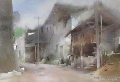 Liu Yi - ©Regenbogen