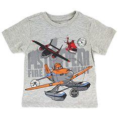 Disney Planes Toddler Short Sleeve Tee (2T, Grey Piston Peak Fire Department) Disney http://www.amazon.com/dp/B010DUEPU2/ref=cm_sw_r_pi_dp_Xh.Mvb0A5XSW9