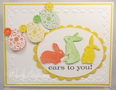 Ears to You! by Wdoherty - Cards and Paper Crafts at Splitcoaststampers