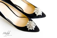 Biżuteryjne Kwiaty -klipsy do butów Mififi - Mififi-klipsy-do-butow - Klipsy do butów