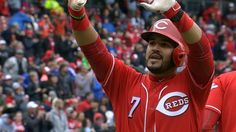 Eugenio Suarez is our top bet for a home run tonight and makes a strong #mlb #dfs play.