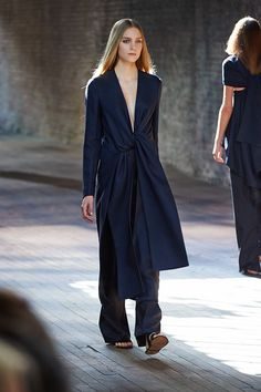 The Row Spring 2015 via @WhoWhatWear