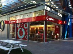 Vodafone Store, Sylvia Park, Auckland, New Zealand