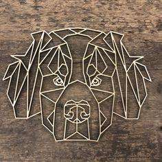 Geometric Drawing, Wood Mosaic, Body Tattoos, Craft Stick Crafts, String Art, Creative Crafts, Line Drawing, Washi Tape, Line Art