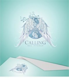 Create an elegant angelic logo for Calling All Angels spiritual products! by SplashThemes
