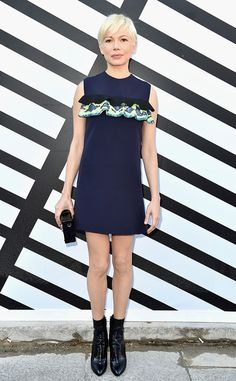 Linear Simplicity: michelle-williams-best-looks