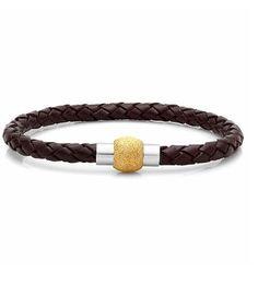 Leather LIV Bracelet  - Save 85% off retail only $12.00