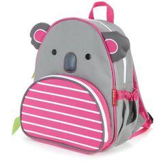 Skip Hop Zoo Little Kid Backpack, Koala