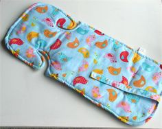 Baby bird print shopping trolley capsule liner | Bits & Bobs 4 Bubs | madeit.com.au
