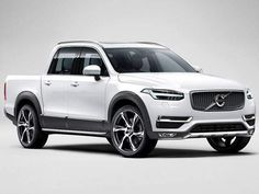 Volvo Pickup Truck Spied on the road - 2018, 2019 and 2020 Pickup Trucks