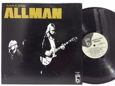 Duane & Greg Allman / BOLD Records #302 Stereo LP #Vinyl Record
