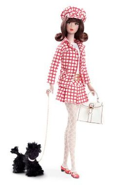 Check, Please!™ Francie® Doll   The Barbie Collection
