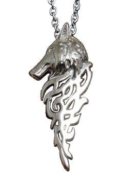 "кулон ""Душа волка""  pendant ""the soul of the wolf"""