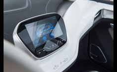 Photographs of the 2015 Chevrolet Bolt EV Concept. An image gallery of the 2015 Chevrolet Bolt EV Concept. Electric Bolt, Electric Cars, Digital Dashboard, Dashboard Car, Car Ui, Detroit Auto Show, First Time Driver, Best Car Insurance, Chevrolet Cruze