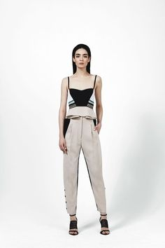 Jonathan Simkhai Pre-Fall 2015 Collection Photos - Vogue