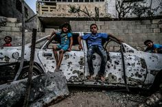 PHOTOS from Gaza after the ceasefire(4). By Muhammed M. Kabariti. #FreePalestine #Gaza #GazaStrip #Israel #Palestine