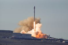 nice SpaceX resumes flights with on-target launch for Iridium