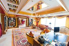 The Royal Suite at the Burj Al Arab