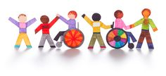 Even if you are disabled you can still be part of a group or belong