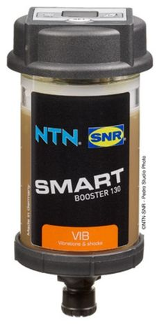 Single-point lubricator LUBER SMART-VIB (for high vibration)