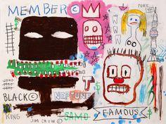 Jean-Michel Basquiat - Member
