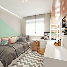 Teen Girl Bedrooms, simply charming yet classy room arrangement, ref 2187302965 Home Room Design, Room Makeover, Home Bedroom, House Rooms, Home Decor, Small Room Bedroom, Bedroom Decor, Classy Rooms, Pinterest Room Decor