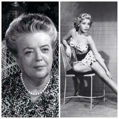 Aunt Bee?!?!!!  Pinned by: www.spinstersguide.com
