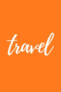 Travel anyway you want! Everything you need to know about traveling the nation, and the world, from packing tips to money saving hacks, culture, food and more!