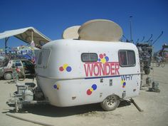 I'll have some peanut butter with that toast please (another great Burning Man camper)