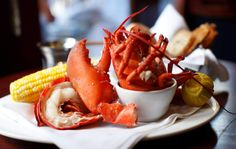 Top 10 Seafood Places in Boston- Pescatore and The Daily Catch (Brookline)