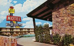 Fort Worther Motel, Fort Worth, Texas