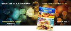 ADQUIRA JÁ SEU E-BOOK POR APENAS R$9,58 (14) 3532-6220