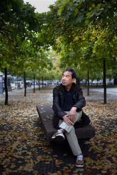 THE man. Murakami in Berlin.