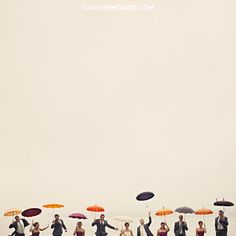 Sarah Rhoads Photographers   I love Umbrellas.