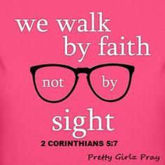 ~2 Corinthians 5:7