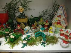 Pixie collection display by ℐosℓyn♥, via Flickr